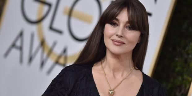 Monica Bellucci, maîtresse de cérémonie du 70e Festival de Cannes - La DH