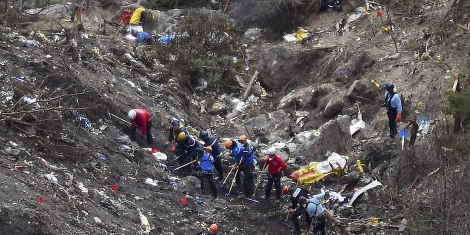 Crash d'un avion Germanwings en France: les familles outrées par le retour de la thèse de l'accident