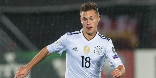 Joshua Kimmich: espoir de la Mannschaft, cireur de banc au Bayern - La DH