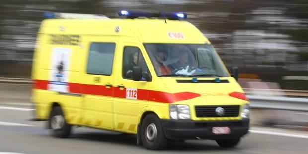 Une quadragénaire se tue en tombant par la fenêtre de son appartement avenue Louise - La DH