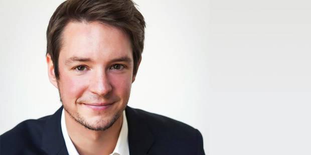Thibaut Smolders candidat à la présidence de la Fédération liégeoise du PS - La DH