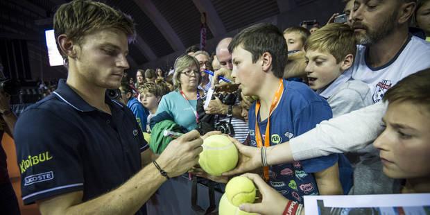 Le tournoi de tennis de Mons sacré meilleur challenger du monde pour la troisième fois ! - La DH