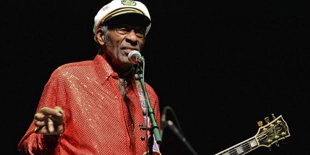 Une chanson inédite de Chuck Berry dévoilée, quatre jours après sa mort (VIDEO) - La DH