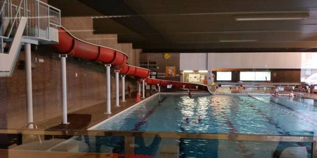 Charleroi ferme une de ses piscines pour des raisons de sécurité - La DH