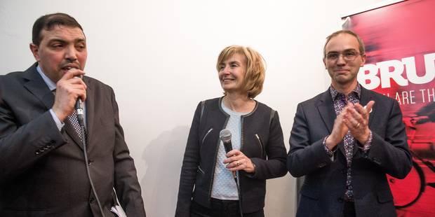 Inauguration à Molenbeek: Schepmans et ses échevins slamment dans une nouvelle brasserie (VIDEO) - La DH
