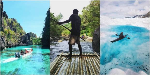 10 lieux où s'embarquer pour vivre une expérience magique - La DH