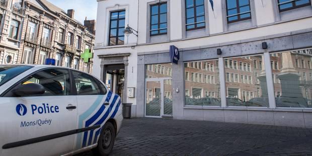Mons: contrôles de police suite à des altercations répétées entre jeunes du Centre et du Borinage - La DH