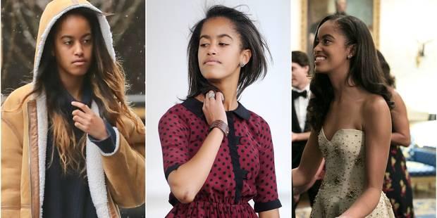 Malia Obama : le monde de la mode la veut (mais elle s'en fiche) - La DH