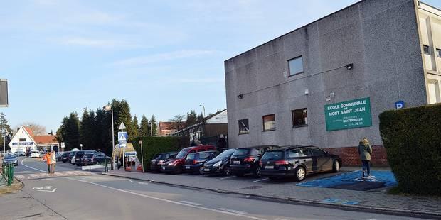 École de Mont-Saint-Jean : début des travaux à Pâques - La DH