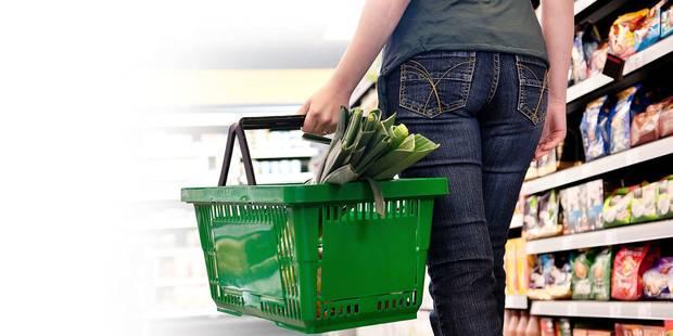 Les prix augmentent dans les magasins, le Belge adapte sa consommation - La DH