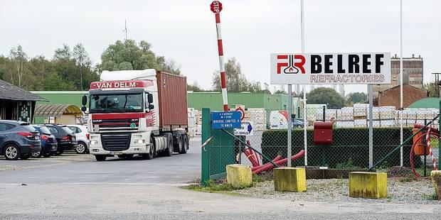 Les travailleurs de Belref seront en grève lundi et assisteront à l'audience du tribunal du commerce - La DH