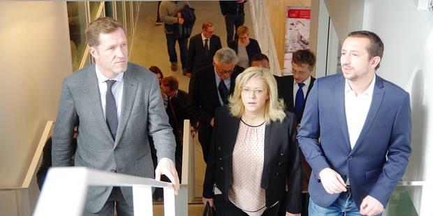 [Vidéo] Charleroi : Magnette explique les investissements de l'UE - La DH
