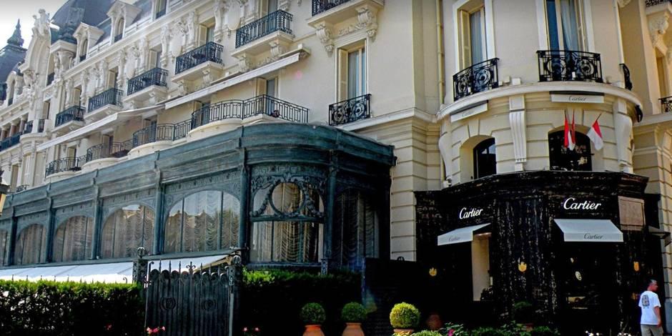 Braquage d'une bijouterie Cartier en plein coeur de la ville — Monaco