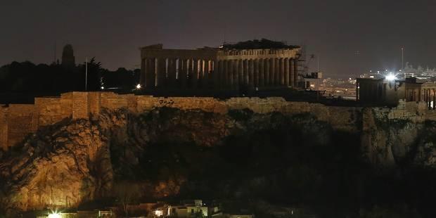 """Earth Hour: l'Europe et ses monuments plongés dans le noir pour """"Earth hour"""" (PHOTOS) - La DH"""