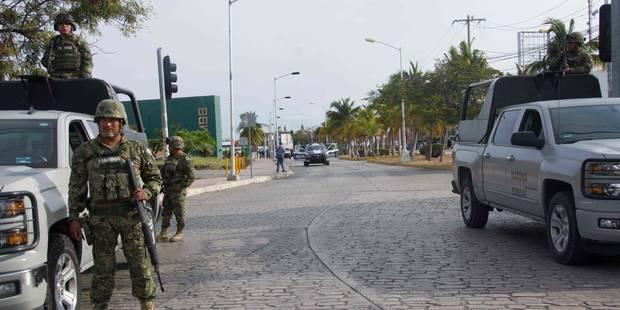 Mexique: une tête retrouvée dans une rue de Cancun - La DH