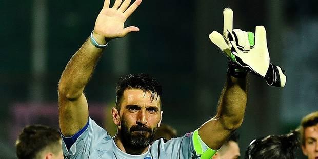Gigi Buffon per sempre - La DH