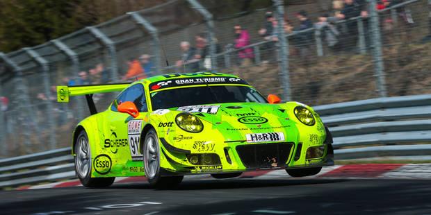 VLN: pas de réussite pour les Belges au Nürburgring - La DH
