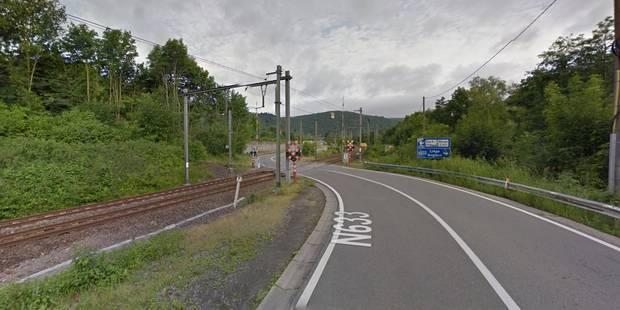 Accident entre un train et une voiture à Tilff: un homme entre la vie et la mort - La DH