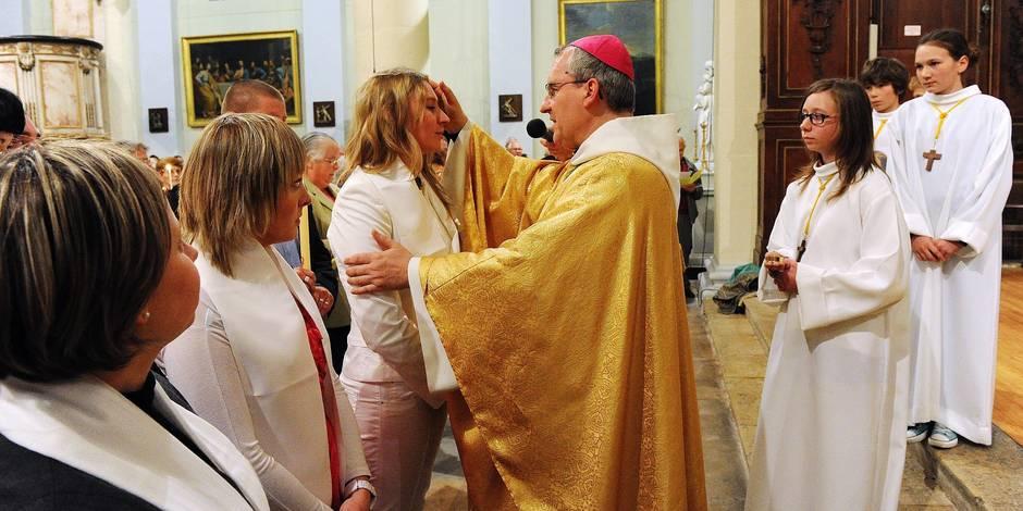 Ces adultes qui se font baptiser à Pâques - La DH