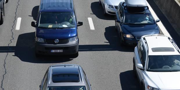 Un camion en panne perturbe le trafic sur la E40 de Louvain vers Bruxelles - La DH