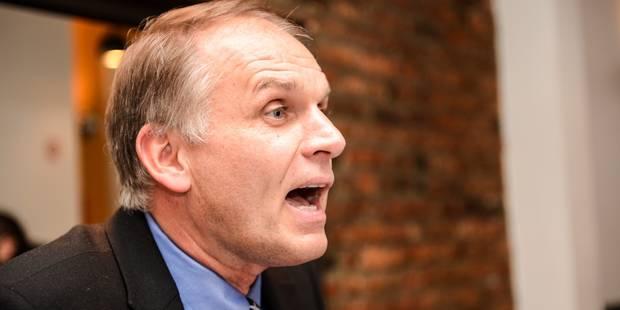 Le MR d'Ixelles demande à Alain Destexhe de démissionner comme conseiller communal - La DH