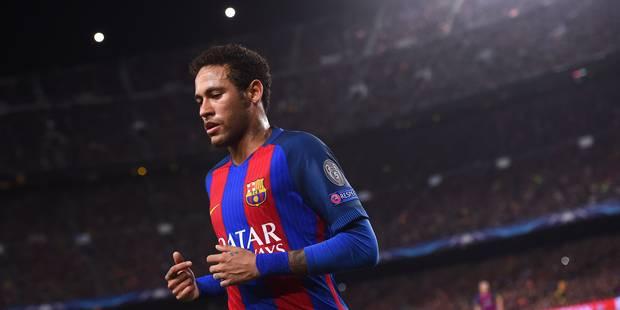 225 millions, l'offre folle de Manchester United pour Neymar - La DH