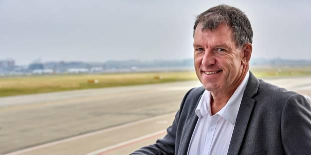 """""""Le redéploiement économique du site de Caterpillar offrira une plus-value à l'aéroport de Charleroi"""" - La DH"""