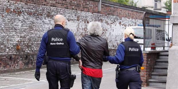 Mons : saisies et arrestations suite à des contrôles ce week-end - La DH