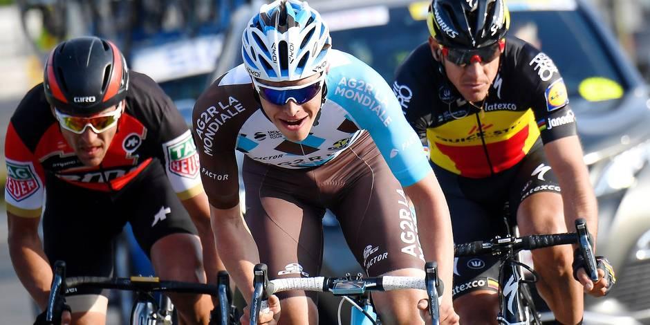 """Oliver Naesen se met à rêver avant le Tour des Flandres: """"Je suis plus fort que le niveau auquel je m'imaginais"""""""