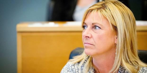 """Tournai - Péruwelz: """"Je suis blonde, mais pas soumise"""" - La DH"""