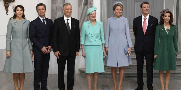 Qui est qui dans la famille royale du Danemark ? - La DH