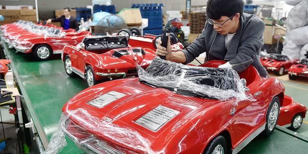 Le Belge achète de plus en plus en Chine - La DH