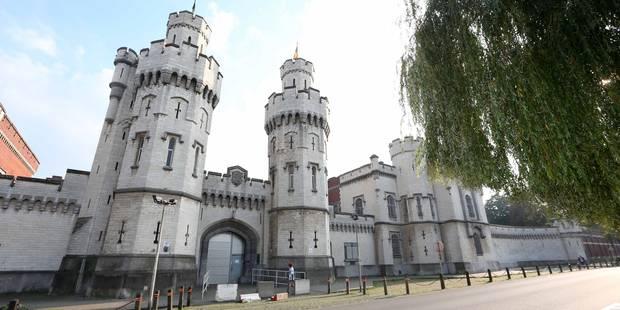 Menace à la prison de Saint-Gilles à cause de la surpopulation - La DH