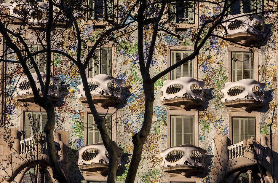 7. Barcelone, Espagne