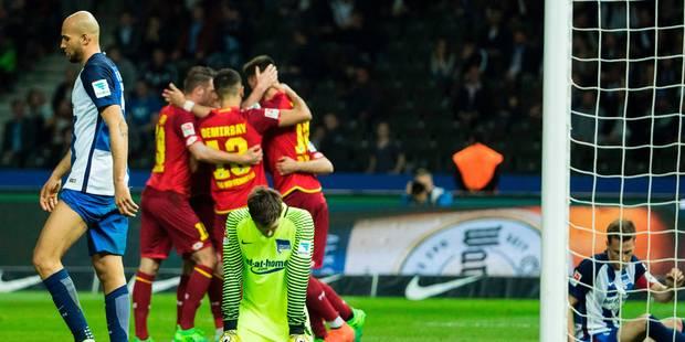 Bundesliga: Hoffenheim fait un grand pas vers la Ligue des Champions - La DH