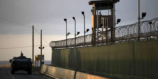 Guantanamo: les images du gavage forcé d'un détenu resteront secrètes - La DH