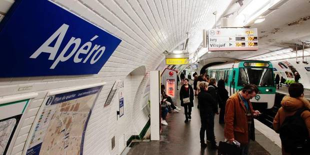 """Une Bastille pour la gorge"""" ? la RATP détourne les noms des stations de métro - La DH"""