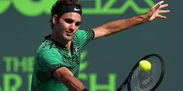 Federer et Kyrgios font le show à Miami ! (VIDEO) - La DH