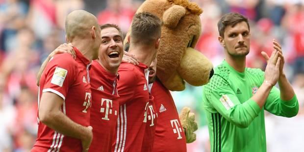 Bundesliga: le Bayern poursuit sa marche triomphale - La DH