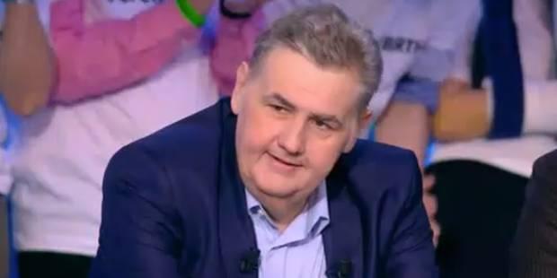Le retour émouvant de Pierre Ménès à la télévision (VIDEO) - La DH