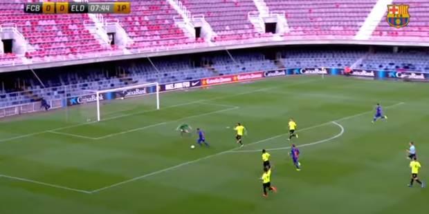 Une enquête pour match truqué à propos de la victoire 12-0 du Barca B sur Eldense (VIDEO) - La DH