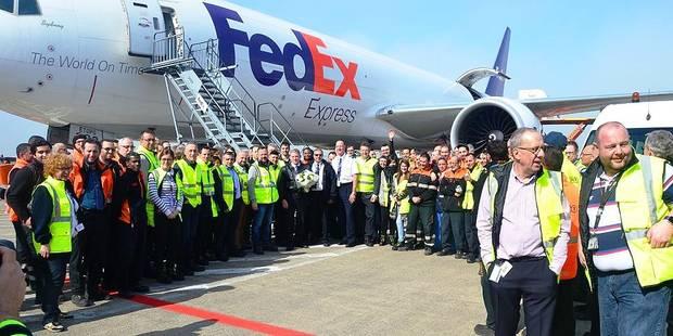 FedEx : Liège relié à Memphis ! - La DH