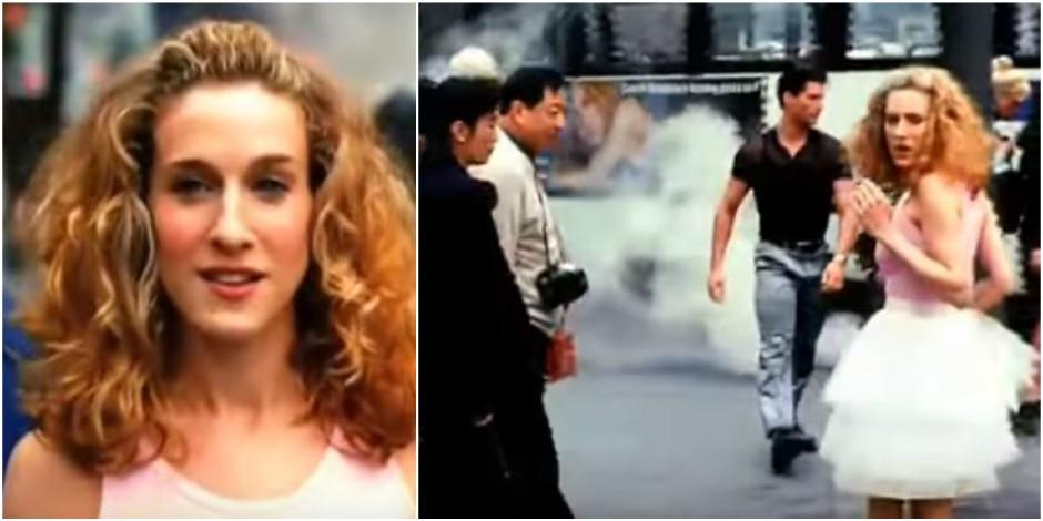 Sex & the City : un générique inédit présente Carrie sans son mythique tutu