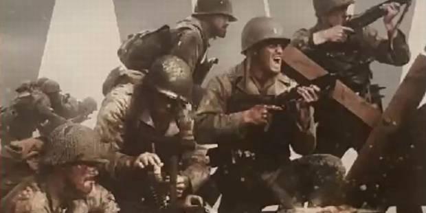 Call of Duty : retour à la Seconde Guerre mondiale - La DH