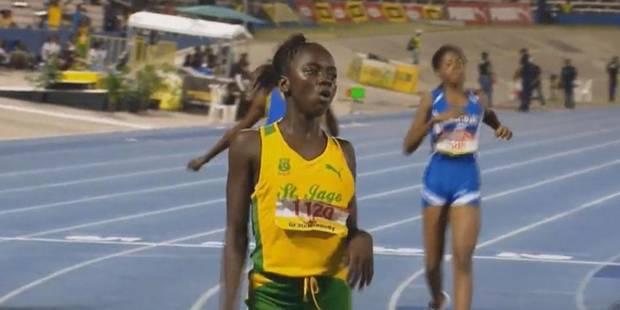 La nouvelle Usain Bolt a 12 ans! (VIDEO) - La DH