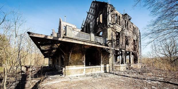 Golf Hotel de Spa : conserver avant de reconstruire ! - La DH