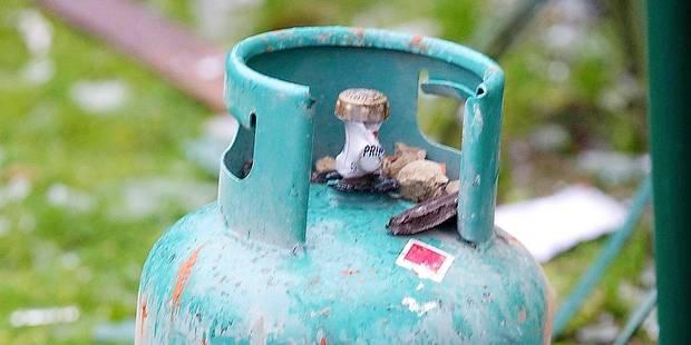 Péruwelz: Blessé à la tête à cause d'une bouteille de gaz - La DH