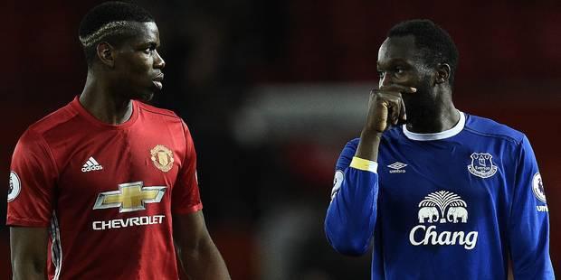 Lukaku se prend méchamment la tête avec son coéquipier Williams (VIDEO) - La DH