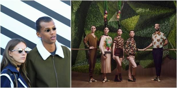 """Les conseils """"mode"""" de Stromae au futur président français - La DH"""