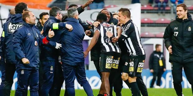 Charleroi ne veut pas jouer l'Europe à Anderlecht - La DH